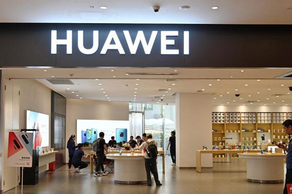 Ingresos por ventas de Huawei aumentaron un 9,9% entre enero y septiembre