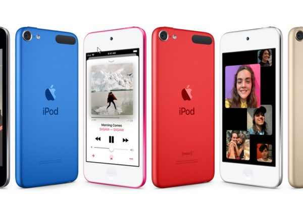 Apple renueva el iPod touch y le pone el procesador del iPhone 7