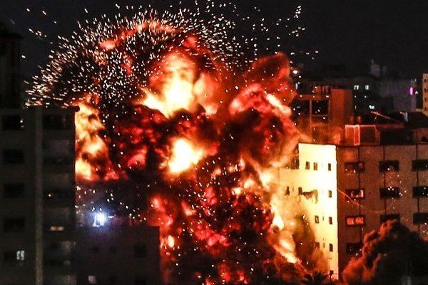Mortífera escalada de bombardeos en Gaza e Israel