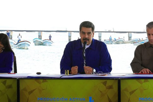Maduro incorpora 25.000 nuevos pensionados