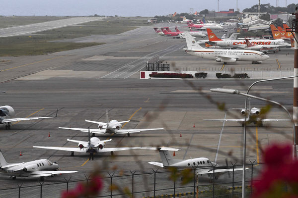 INAC anuncia restricción de vuelos comerciales hasta próxima semana de flexibilización