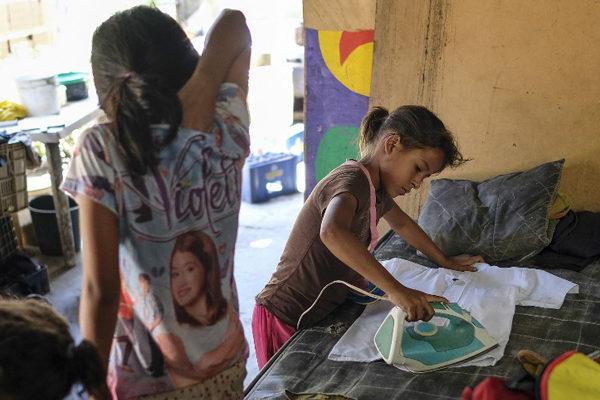 ONG World Vision: Niños venezolanos pasan hambre en al menos 73% de los hogares
