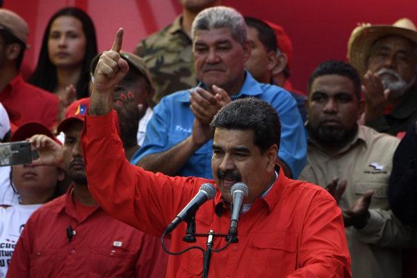 Maduro proclama victoria por resistencia ante sanciones de Estados Unidos