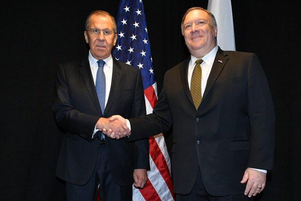 Pompeo se reunirá con Lavrov en Rusia el 14 de mayo