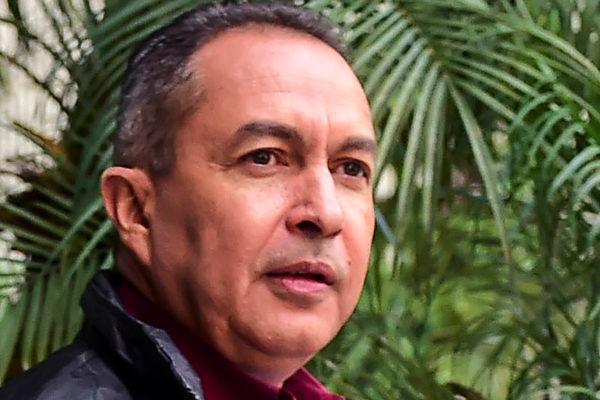 Richard Blanco se refugió en residencia del embajador argentino en Caracas