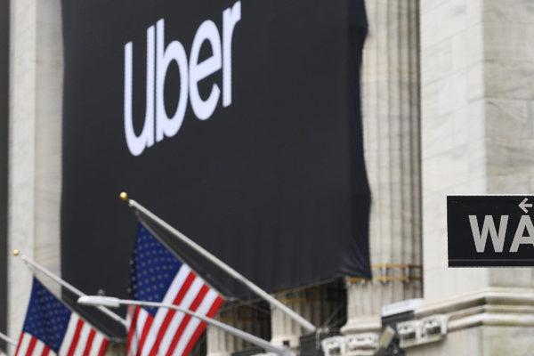 Uber sigue cayendo en su segunda jornada en Wall Street