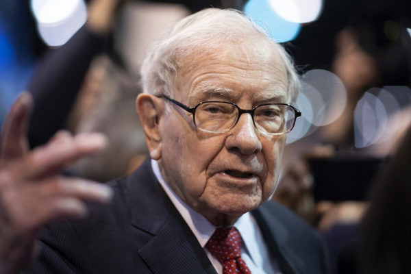 Apple concentra 43% de la cartera de inversiones de Warren Buffett