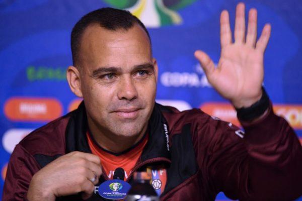 Rafael Dudamel renuncia a la selección de fútbol de Venezuela