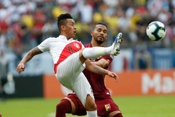 Copa América 2019 | Venezuela logra punto importante con empate a 0 frente a Perú