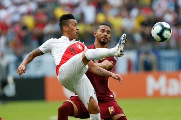 Copa América 2019   Venezuela logra punto importante con empate a 0 frente a Perú
