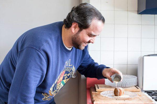 Ronald Aristimuño: «en Gastro No-Mía la comida es una experiencia completa»