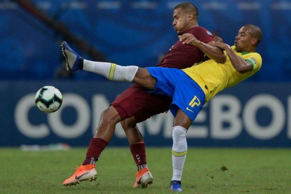 Copa América 2019  Vinotinto sorprende a Brasil con agónico empate y logra punto de oro