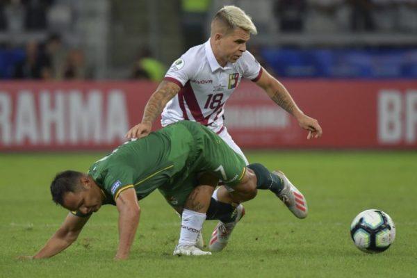 Copa América 2019 | ¡Venezuela lo hizo! Barrió a Bolivia 3-1 y pasa a cuartos
