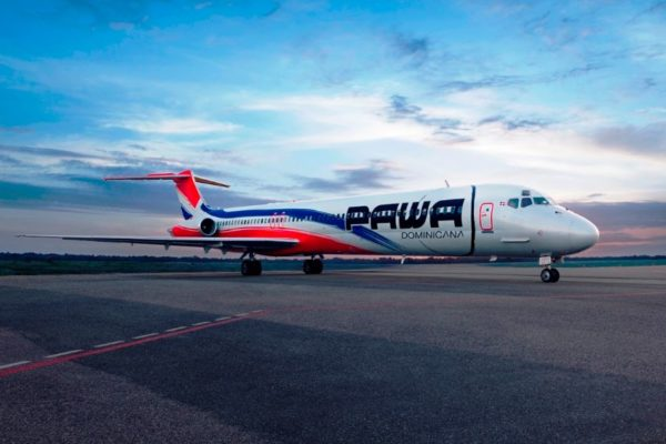 Revocarán licencia a paralizada aerolínea de capital venezolano Pawa Dominicana