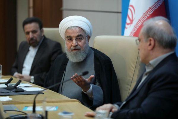 Estados Unidos impone sanciones a 18 grandes bancos iraníes