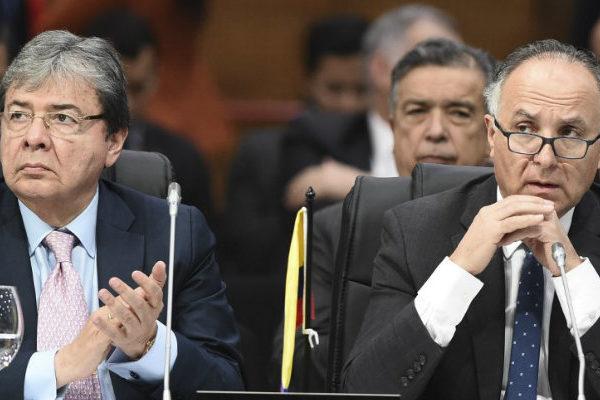 Colombia pide a la OEA dar trato de refugiados a migrantes venezolanos