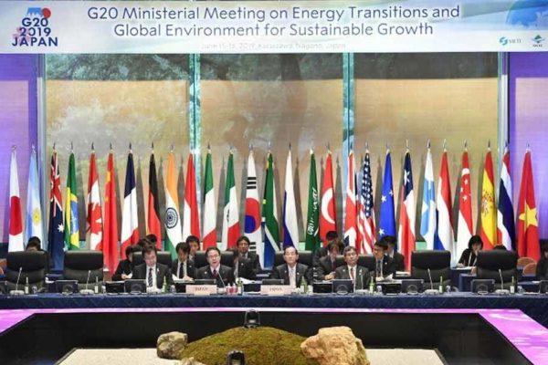 Reunión de Finanzas del G20 en Arabia Saudita sobre los efectos del coronavirus