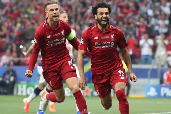 Liverpool conquista su 6ª Copa de Europa tras ganar 2-0 al Tottenham