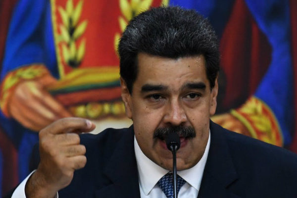 EEUU inculpa de «narcoterrorismo» a Maduro y ofrece USD 15 millones por su arresto