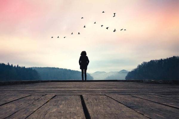 La soledad es un factor de riesgo de demencia cuando no es deseada