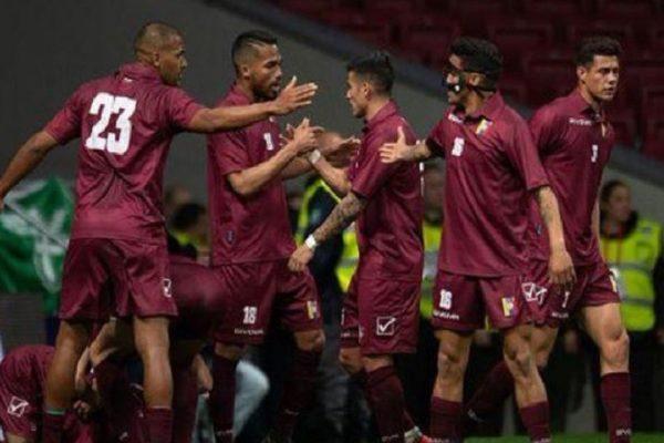 Vinotinto arranca eliminatoria #Qatar2022 contra Colombia y Paraguay