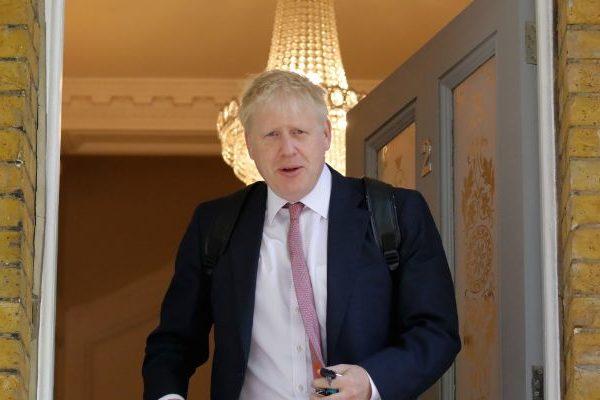 Boris Johnson pidió apoyo a sus electores para pasar la página del Brexit