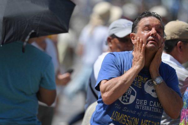 El 2020 podría convertirse en uno de los años más cálidos de la historia
