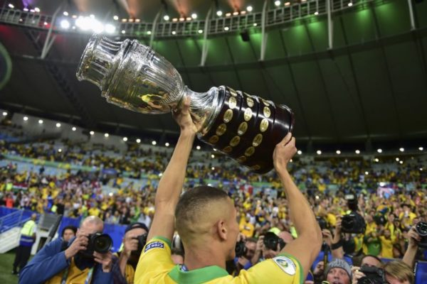 Mastercard decide no patrocinar la Copa América en Brasil
