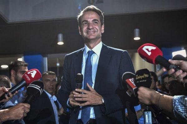 Nuevo primer ministro conservador griego promete crecimiento y empleo