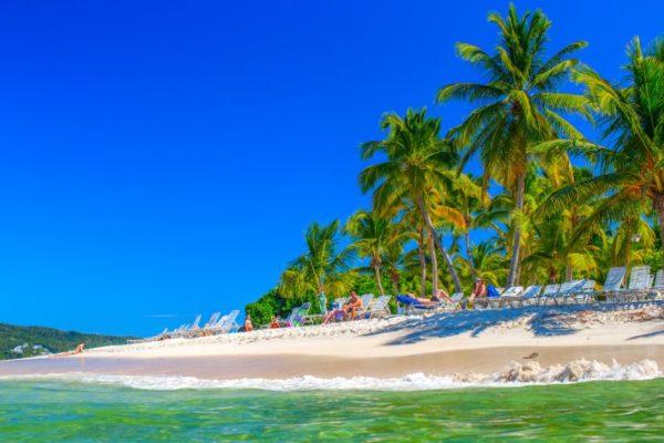 Llegada de turistas cae 43,4% hasta abril en Rep. Dominicana debido a #Covid19