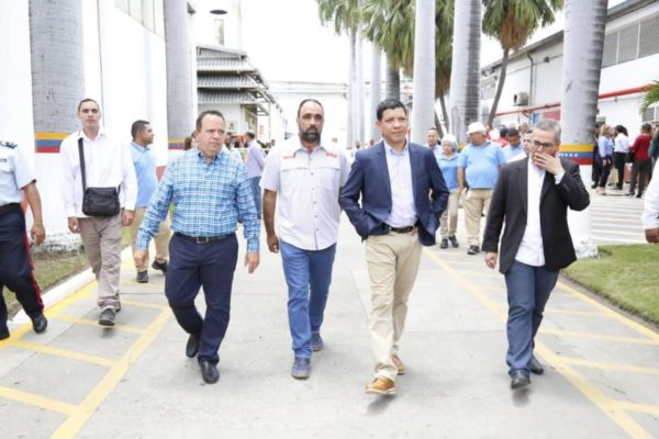 Banco de Venezuela inaugura agencia en sede expropiada de Kellogg´s