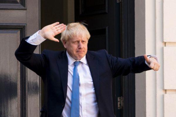 Boris Johnson se