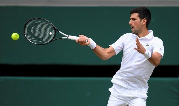 Djokovic derrotó a Dimitrov y pasó a su sexta final del Masters 1000 de París