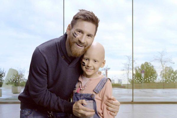 Fundación Lionel Messi construyó el centro oncológico infantil más grande de Europa