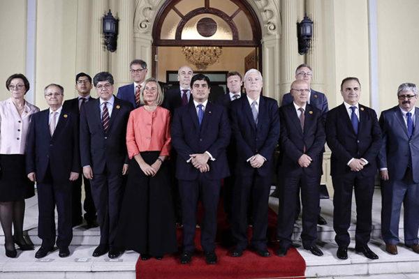 Panamá se unió al Grupo de Contacto sobre Venezuela