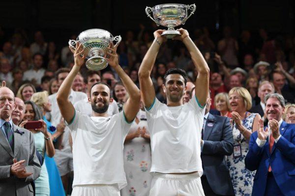 Los colombianos Cabal y Farah ganan Wimbledon en dobles y hacen historia