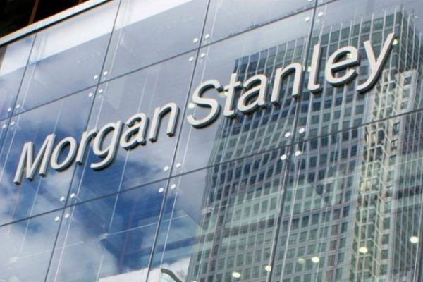 Ganancia neta de Morgan Stanley subió 6% en primer semestre