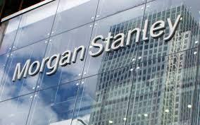 Morgan Stanley ganó 30 % menos en el primer trimestre