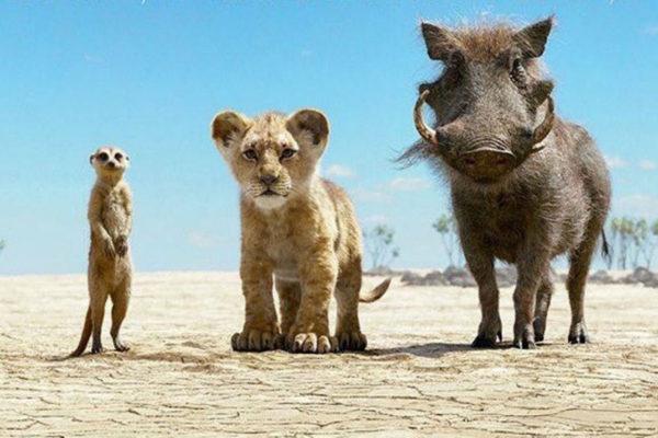El nuevo «Rey León» es una proeza tecnológica de Disney