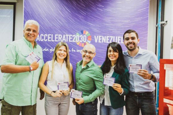 Cuatro emprendimientos nacionales participan en programa global Accelerate2030