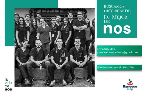 Banesco convoca a escritores y periodistas a participar en concurso Lo Mejor de Nos