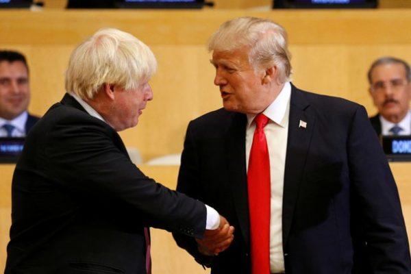 Trump y Johnson exhiben su complicidad en un G7 marcado por divisiones