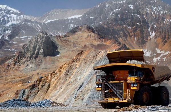 Actividad minera en Chile creció en julio 0,5% e industria manufacturera 5,7%