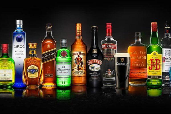 Diageo denuncia importación ilegal de licores sin licencia ni permisos sanitarios