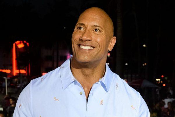 Dwayne Johnson, La Roca, es el actor mejor pagado con 89 millones de dólares