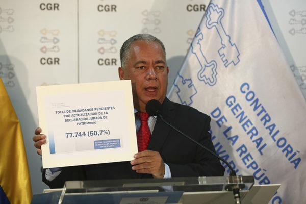 Contraloría inhabilita y congela bienes a directivos de Pdvsa y Citgo nombrados por Guaidó