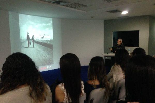 Fundación Telefónica Movistar dictó talleres a más de 350 aficionados de la fotografía