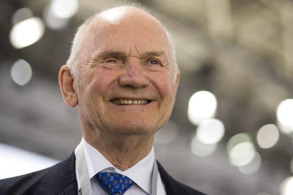 Murió Ferdinand Piëch, el arquitecto de la expansión mundial de Volkswagen