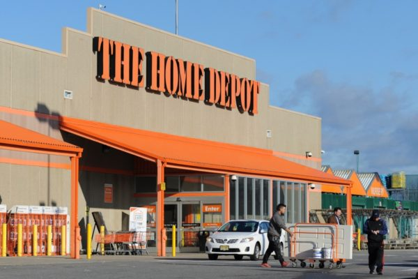 Home Depot ganó en su primer semestre 5.992 millones de dólares