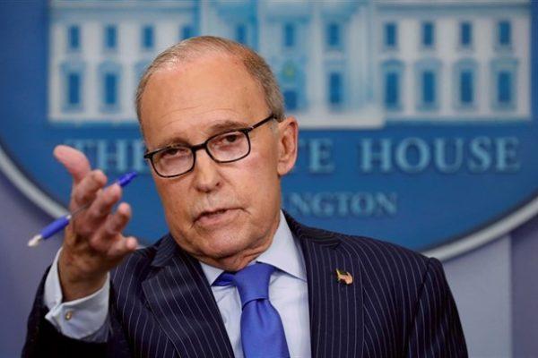 Kudlow no espera represalias de China contra últimos aranceles de EEUU